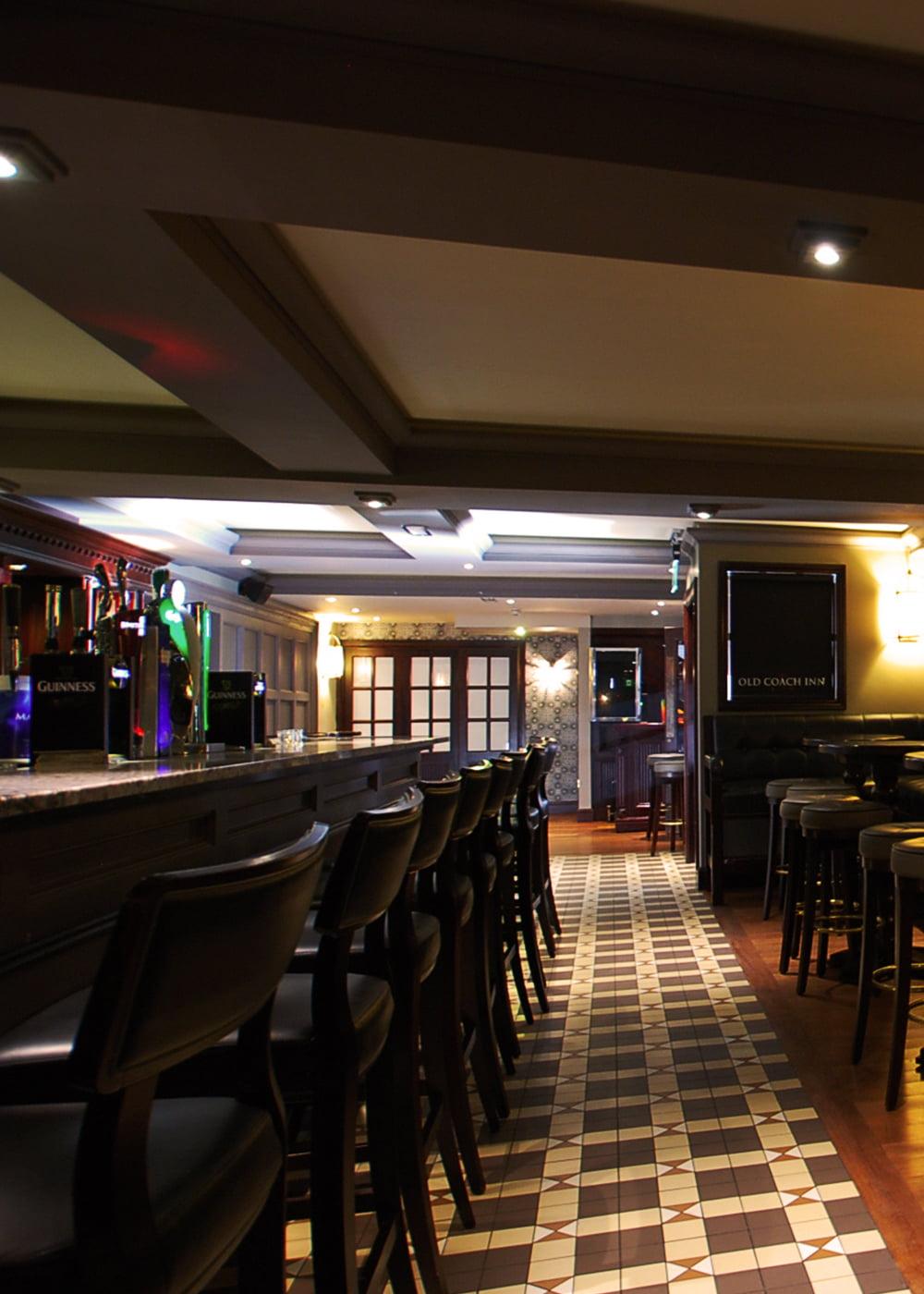 Meegan builders - old coach inn restaurant and barcastleblayney