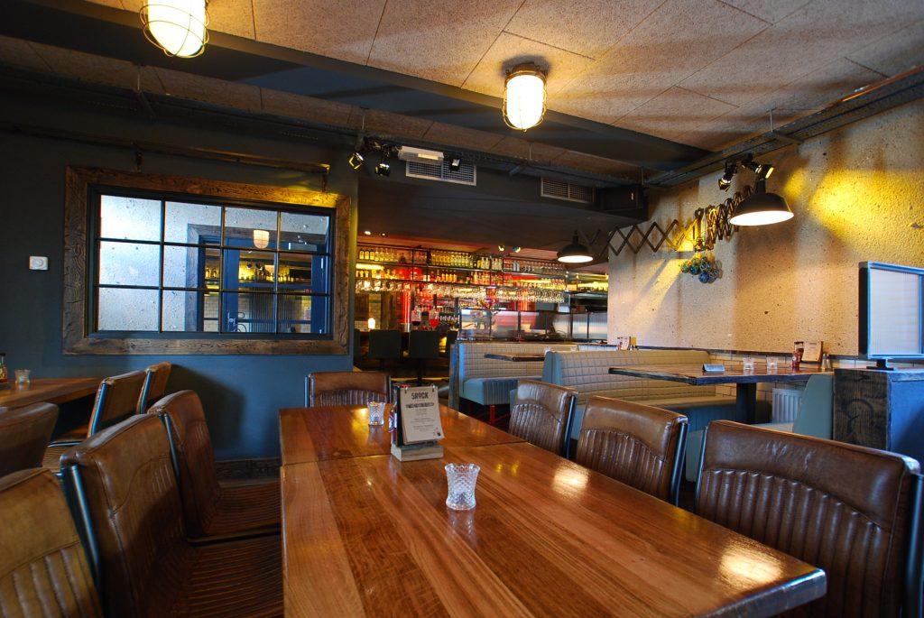 Meegan builders - 5 Rock restaurant and bar
