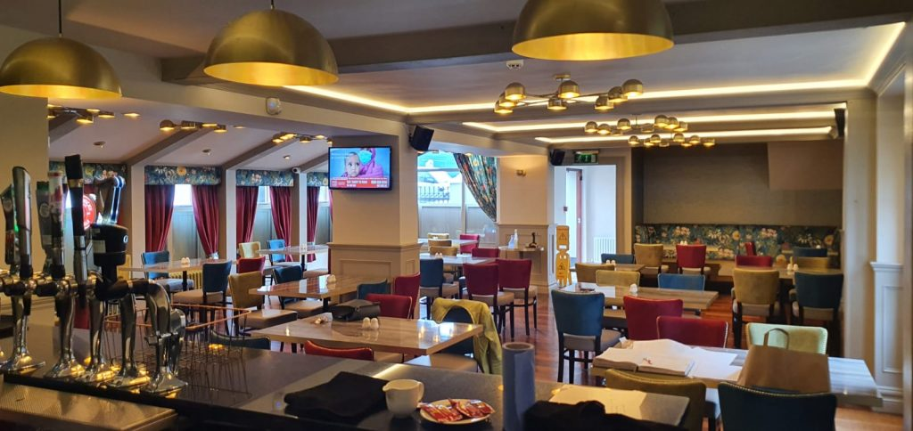 Meegan builders -old coach inn restaurant and bar castleblayney