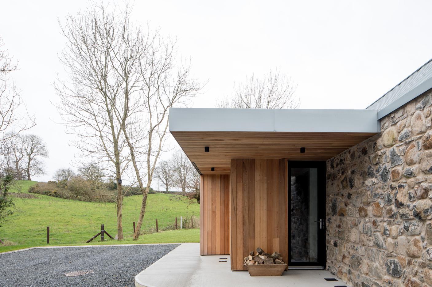 Meegan builders - Clogher House luzury private residence meegan builders