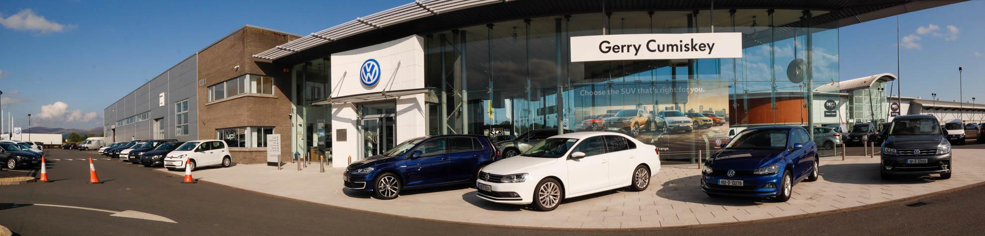 Gerry Cumiskey Volkswagen
