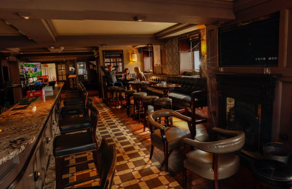 Meegan builders -old coach inn restaurant and bar castleblayney