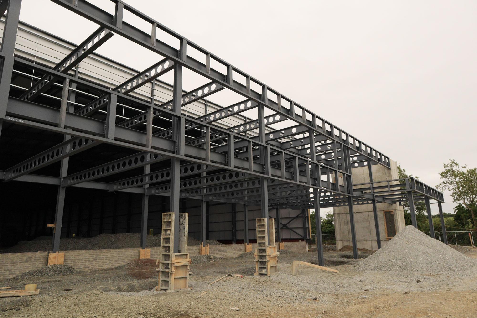 Meegan Builder - Fyffes Warehouse Courtlough