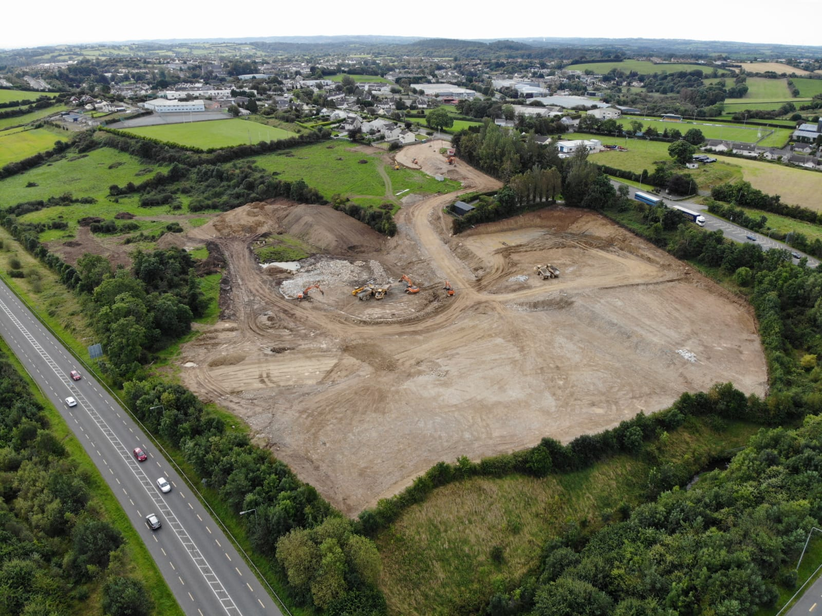meegan builders Nexus N2 Business Park carrickmacross